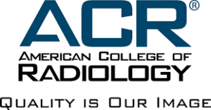 ACR - American College of Radiology logo