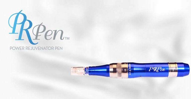 PR Pen logo and product image